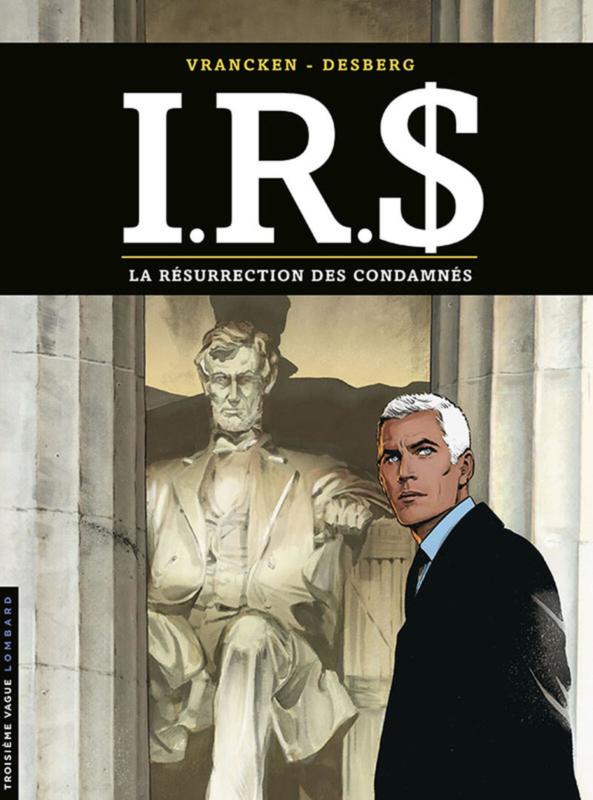 PRE-order - IRS - Deel 22 - De heropstanding van de verdoemden - softcover - 2021 - Nieuw!