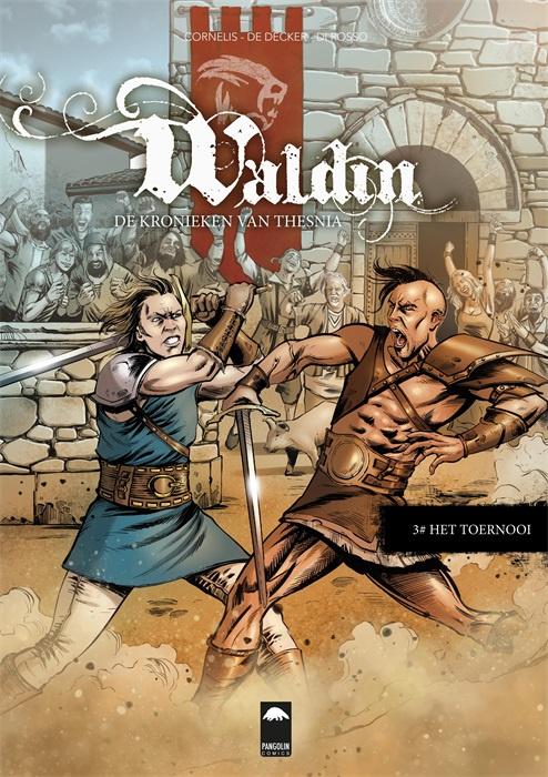PRE-order - Waldin,  De kronieken van Thesnia - Deel 3 - Het toernooi - sc - 2021 - NIEUW!