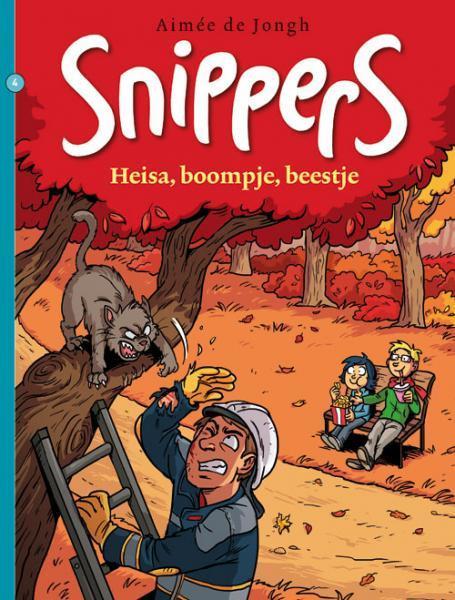 Snippers - Heisa, boompje, beestje  - deel 4 - sc - 2014