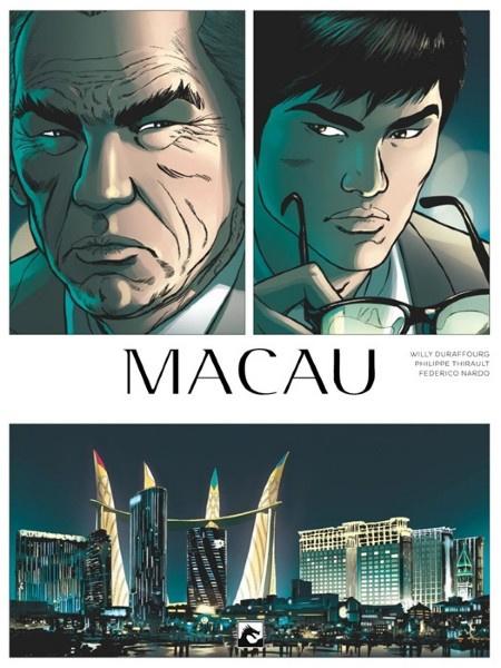 Macau - hc - 1e druk - 2019