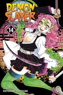 Demon Slayer: Kimetsu no Yaiba, Vol. 14  - sc - 2020
