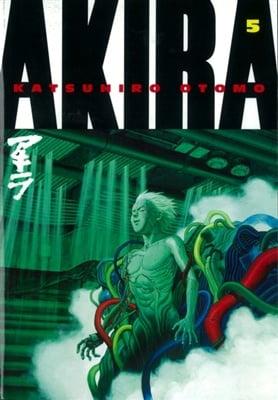 Akira - volume 5 - sc - 2011