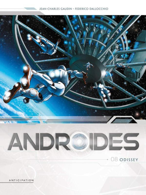 Androïden - deel 8 - Odissey - sc  - 2021 - Nieuw!