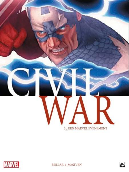 Civil War -  Aan welke kant sta jij?   -  deel 3   - sc - 2019