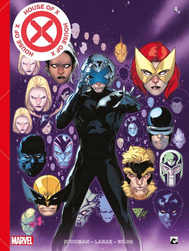 PRE-order - House of X - Deel 4 - Marvel - sc - 2021 - Nieuw!
