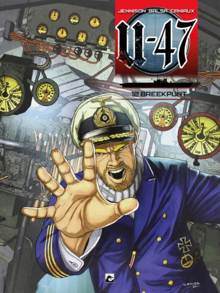 PRE-order - U-47 - Breekpunt - deel 12 - sc - 2021 - NIEUW!