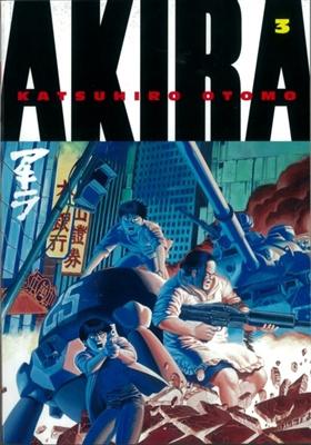 Akira - volume 3 - sc - 2010