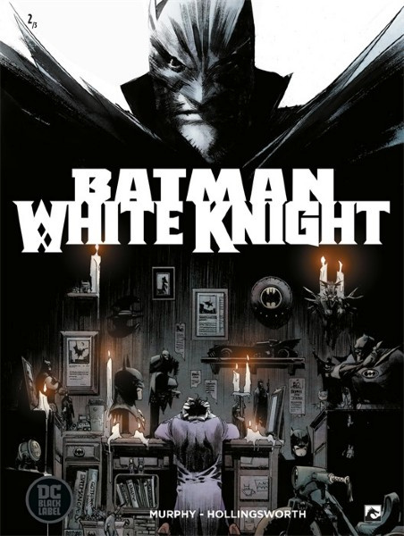 Batman White Knight  - deel 2/3  - DC Blacklabel - sc - 2020