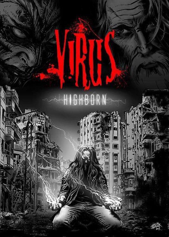 PRE-order - Virus - deel 2 - Highborn - sc - 2021 - NIEUW!