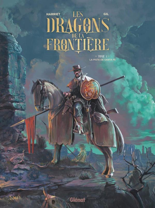 Dragonders van de Grens - deel 1 - De Santa Fe Trail - hardcover - 2021 - Nieuw!