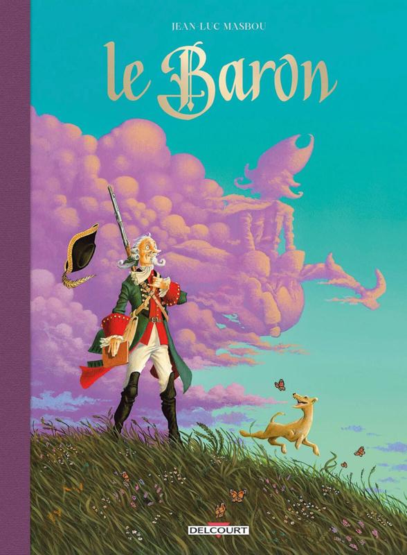 PRE-order - De Baron - hardcover - 2021 - Nieuw!