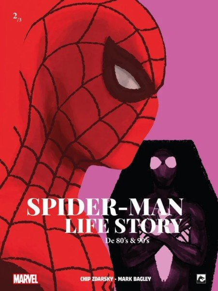 Spider-man - Life Story - deel 2 - sc - 2020 - NIEUW!