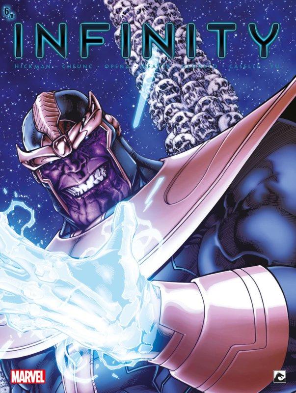 PRE-order - Marvel New Avengers -  Infinity -  deel 6  - sc - 2021 - NIEUW!