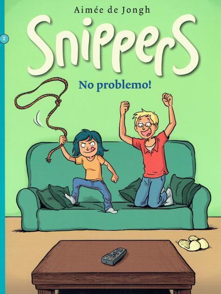 Snippers - No Problemo!  - deel 2 - sc - 2013