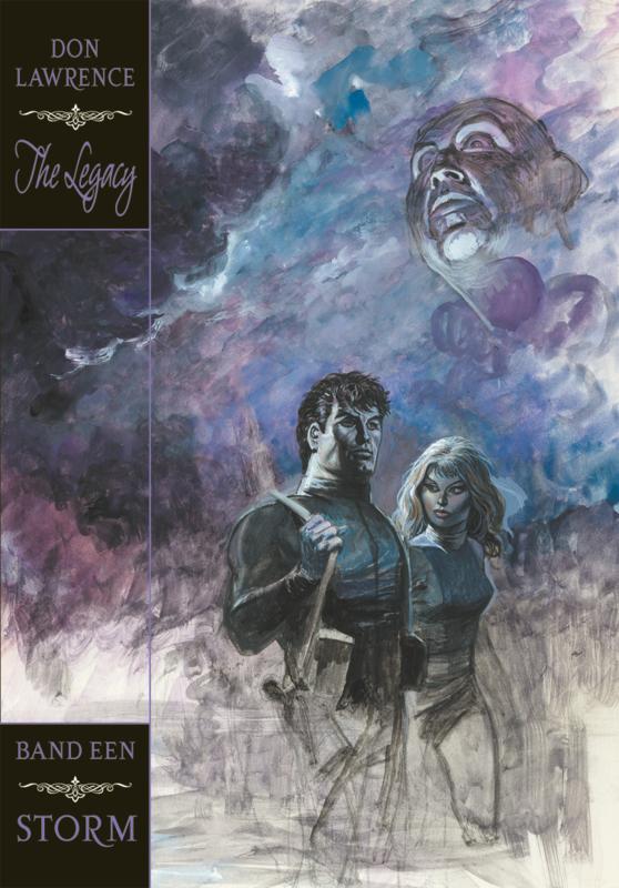 The Legacy - Deel 1 - Storm - hc luxe editie - Gelimiteerde oplage - 2005