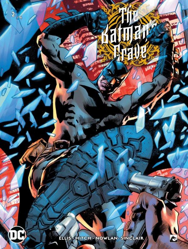 Batman - The Batman's Grave -  deel 2  - sc - 2021 - NIEUW!