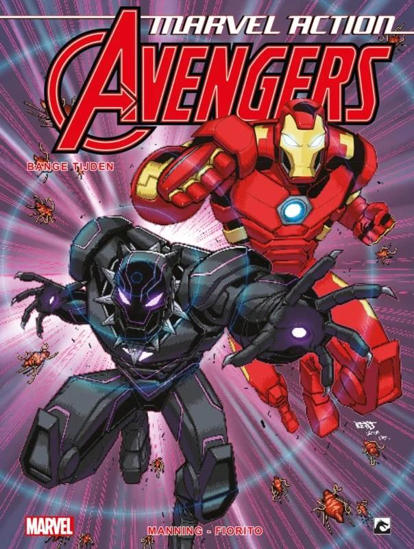 Avengers  - Bange tijden   -  deel 3   - sc - 2020