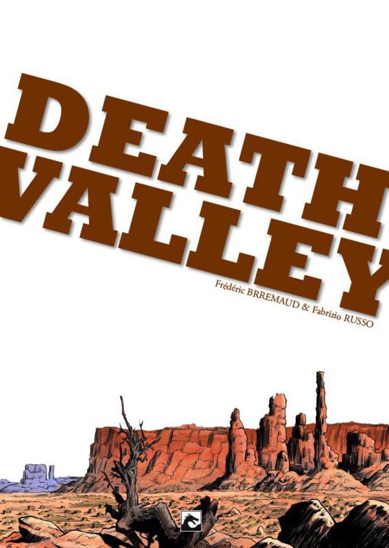 PRE-order - Death Valley - sc - 2020 - AANBIEDING!