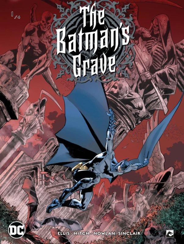 PRE-order - Batman - The Batman's Grave -  deel 1  - sc - 2021 - NIEUW!