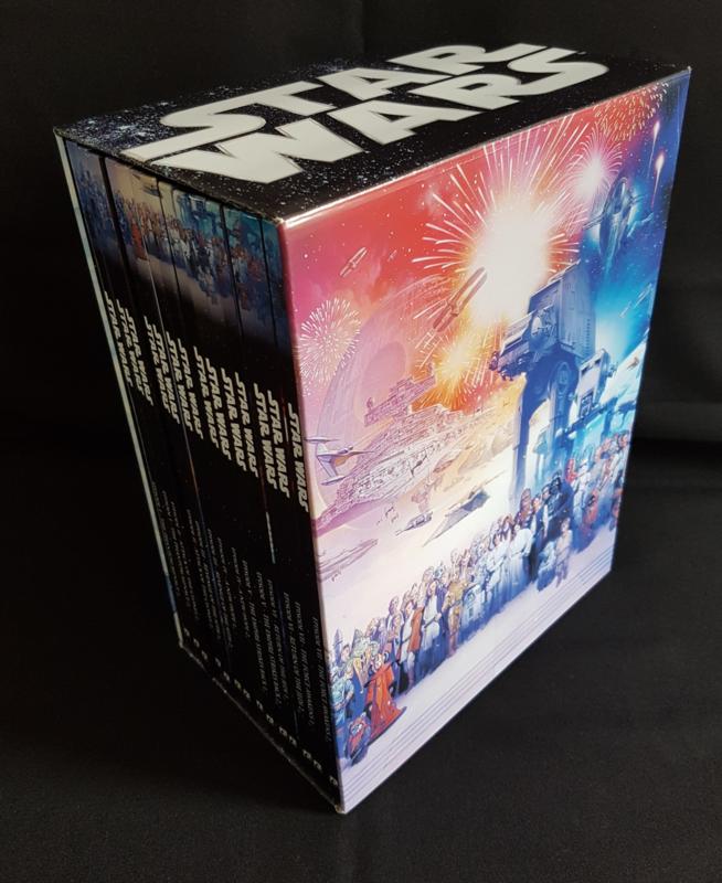Star Wars - 14 hardcovers - inclusief originele box - Eerste druk (2017) - AANBIEDING