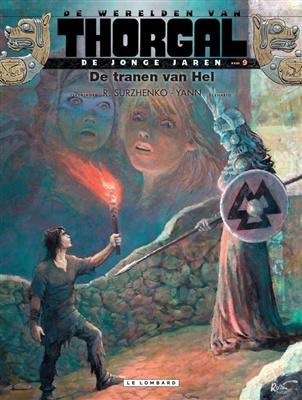 PRE-order - Thorgal, jonge jaren 09. de tranen van Hel - hc - 2021 - NIEUW!