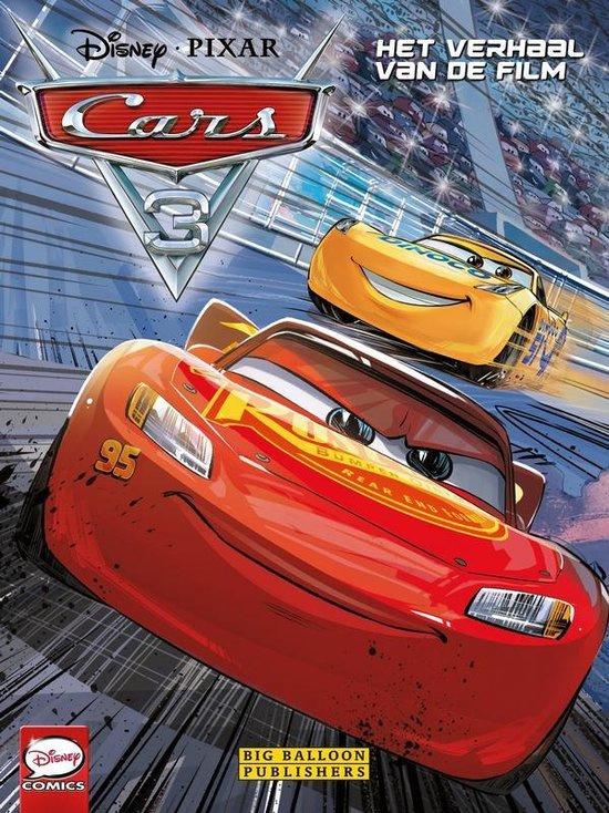 Cars 3 - het verhaal van de film - deel 3 - sc - 2017