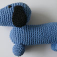 Tekkel blauw