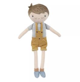 Tiamo Little Dutch Knuffelpop Jim 35cm