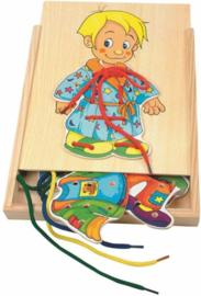 Woody aankleedset jongen
