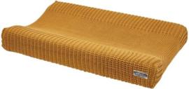 Meyco - Aankleedkussenhoes Herringbone - Honey Gold