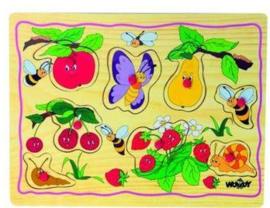 Woody inzetpuzel fruit