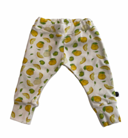 Slim Jogger Citrus