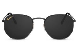 Zonnebril Lacrima zwart