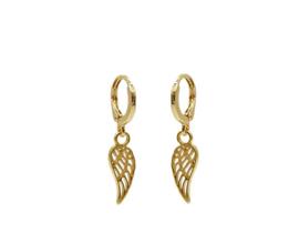 Oorbellen Angelwings goud