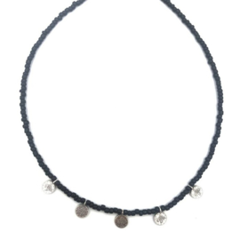 Ketting 5 coins