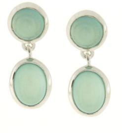 Zilveren sieraden met edelstenen