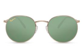 Zonnebril Bellone groen