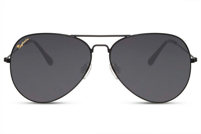 Zonnebril Nasco zwart