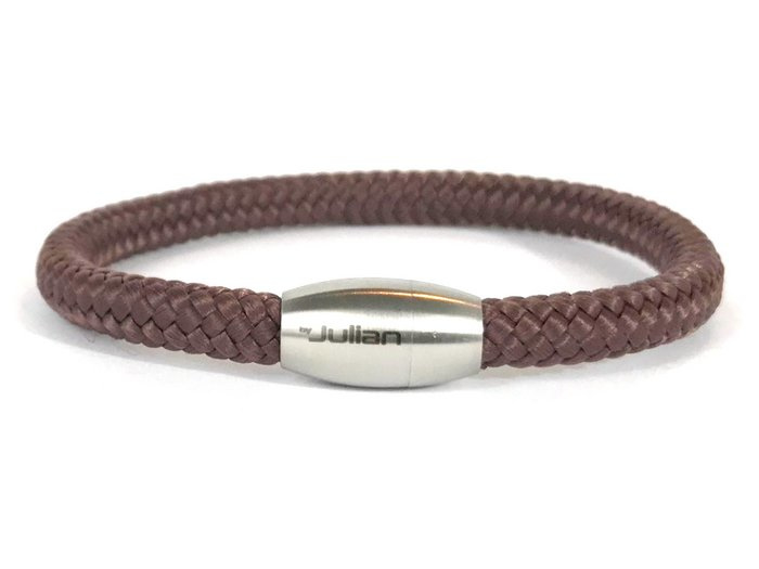 Armband heren Laut bruin