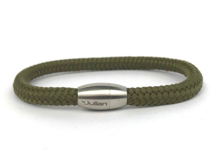 Armband heren Laut groen