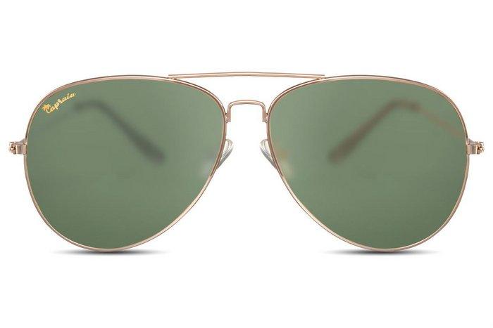 Zonnebril Nasco groen
