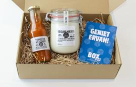 Good Food box sauzen