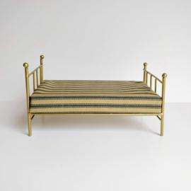 Single Brass Bed