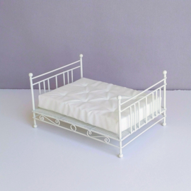 Metal Bed - Double