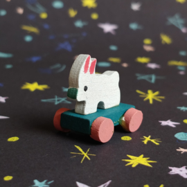 Push Along Bunny