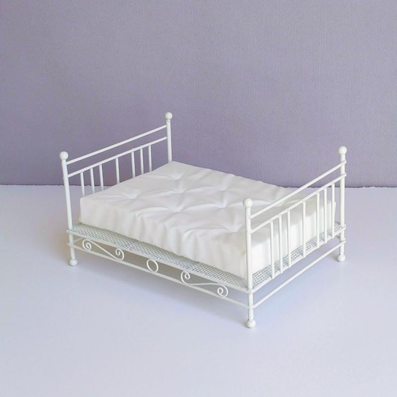 Metal Bed - Double