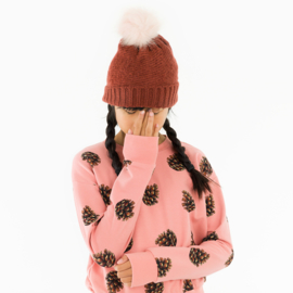 Pine cones - french terry - See you at six