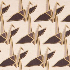 Origami birds - Kokka Fabrics