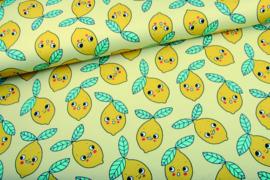 Lemons french terry - Eva Mouton