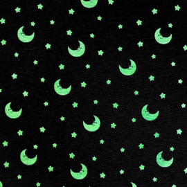 Glow in the dark moon